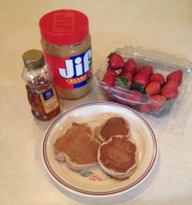 pancakes PB