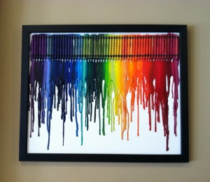 crayon art 1